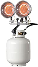 Mr. Heater, MH30T Double Tank Top Outdoor Propane Heater (Propane Cylinder not Included)