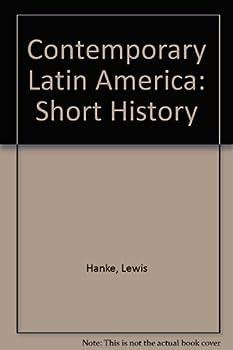 Hardcover Contemporary Latin America a short History Book