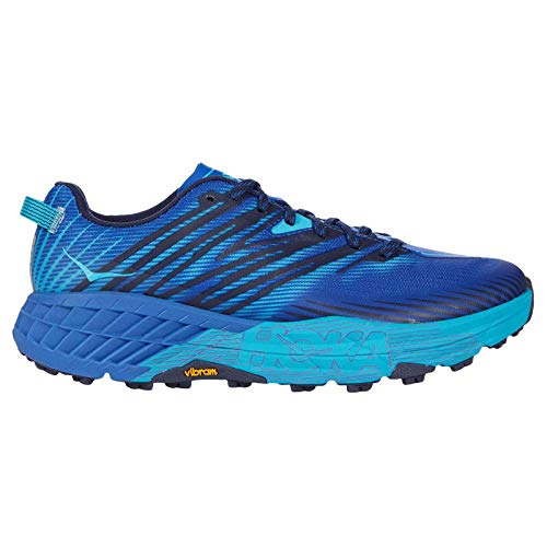 Zapatillas de Trail HOKA Speedgoat 4 1106585 Turquesa/Azul para Hombre, EU44 2/3