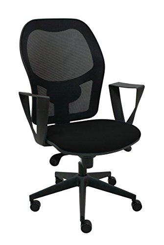 Silla de oficina Q3 ergonómica alta gama de uso profesional más de 8 horas - ideal para despachos,