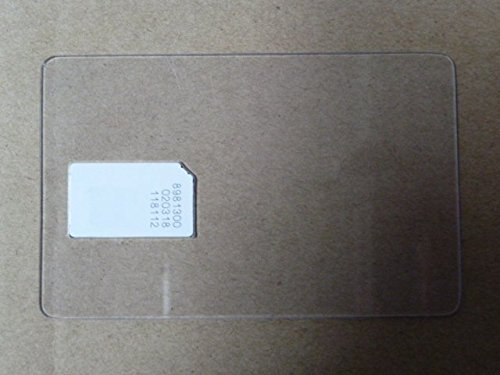 『これ1枚で2つの機能 MINI B-CAS変換アダプター 兼 B-CAS カード テンプレート』の2枚目の画像