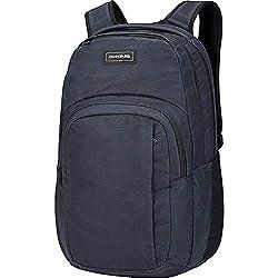 commercial Dakine Campus Blue Backpack L (blue, urban, uniform, unisex, front pocket, zipper) dakine laptop backpacks
