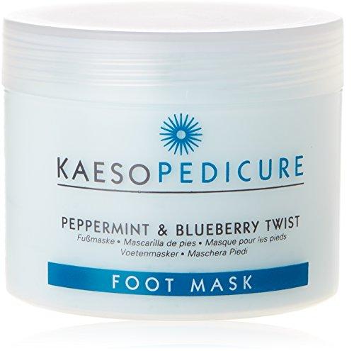 Kaeso Pedicure Peppermint & Blueberry Twist Foot Mask 450ml,