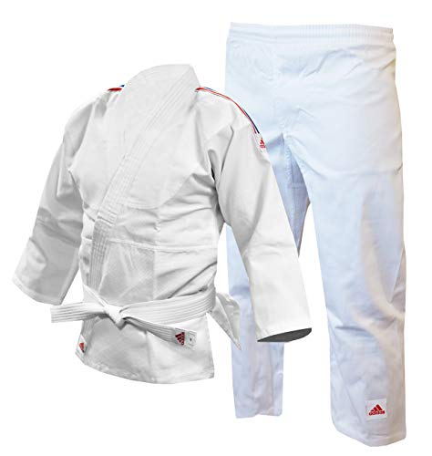 adidas GB Stripes Uniforme Judo