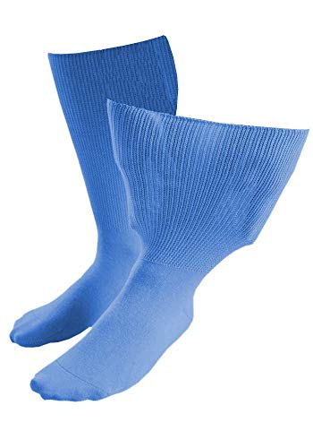 37-42 EUR Donna 3,6 PAIA Viola Mix Gentle Grip Diabetic Socks 4-8 UK