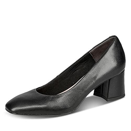 Tamaris 1-1-22424-27, Zapatos de Tacón Mujer, Black, 36 EU