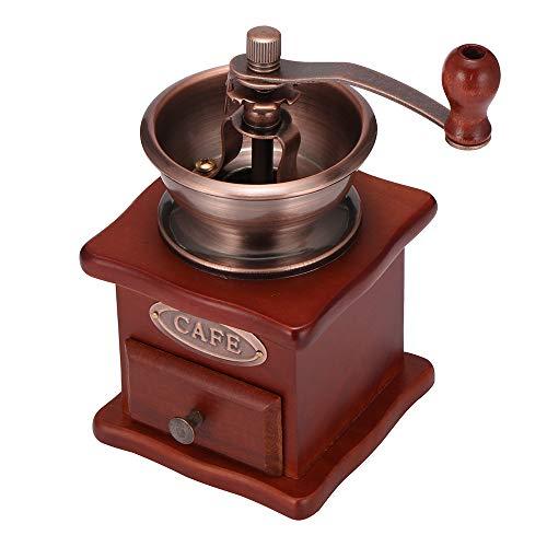 TopHGC Molinillo de café manual, molinillo de café en gran
