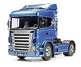 Tamiya R470 Highline 4x2 BS-Juego teledirigido, camión, Juguete de construcción, maquetas, Manualidades (56318)