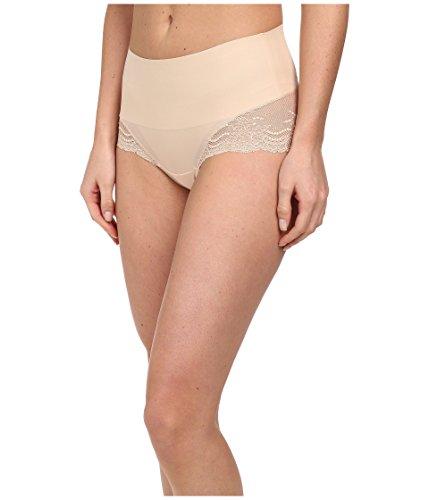 Spanx SP0515-NUDE-S Slip Modellanti, Beige (Nudo Nudo), 36 (Tamaño del Fabricante: S) Donna