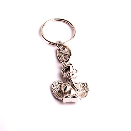 Engel glücklich in Keychain Sammlung eine handgemachte Herstellung meiner Werkstatt Nach Mode Frankreich.