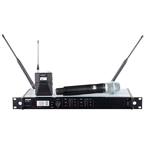 Sale!! Shure ULXD124D/B87A H50 | Dual Combo BETA 87A Wireless System ULXD1 ULXD4D ULXD2/B87A
