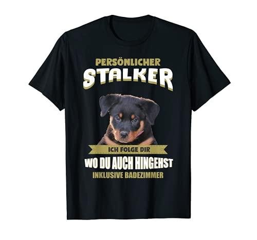 Rottweiler Hund - Rottweiler T-Shirt