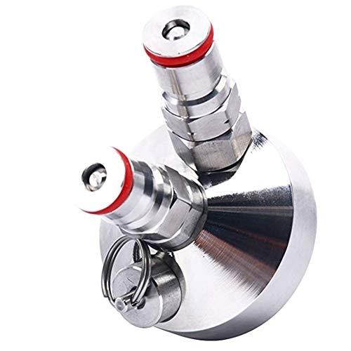 Accessori per la Produzione di Birra Homebrew Car Accessories 3.6L / 5L / 10L strumento di birra Palla Blocco Mini Keg Tap Dispenser for il mini barilotto di birra in acciaio inox Dispenser Growler