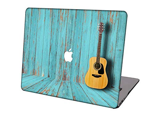 Laptop Case for Newest MacBook Pro 15 inch Model A1707/A1990,Neo-wows Plastic Ultra Slim Light Hard Shell Cover Compatible Macbook Pro 15 inch,Wood grain A 22
