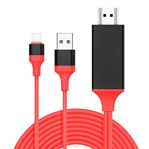 conector adaptador cable hdmi digital av tv para ipad iphone fabricante InnOrca