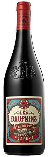 Les Cellieres des Dauphins Réserve Rouge Grenache 2015 trocken (3 x 0.75 l)
