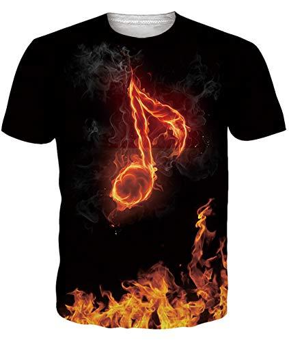 Fanient 3D gedrucktes T-Shirt für Herren Bier Festival T-Shirt Oktoberfest Top Basic Kurzarm T-Shirts für den Sommerurlaub am Strand