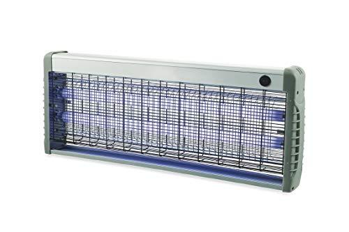 Kooper - Mosquitera eléctrica (40 W), color gris