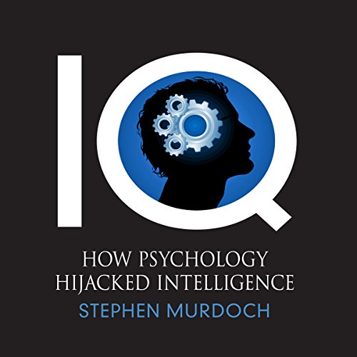 IQ audiobook cover art