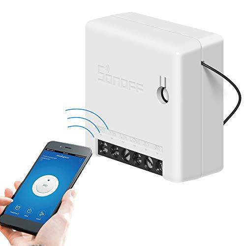 SONOFF Mini Smart Switch Interruptor de Control Remoto DIY para Electr
