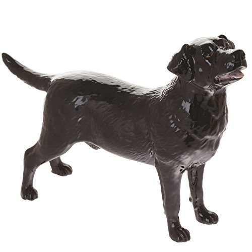 John Beswick Jbd99 Figurine Chien Labrador Noir