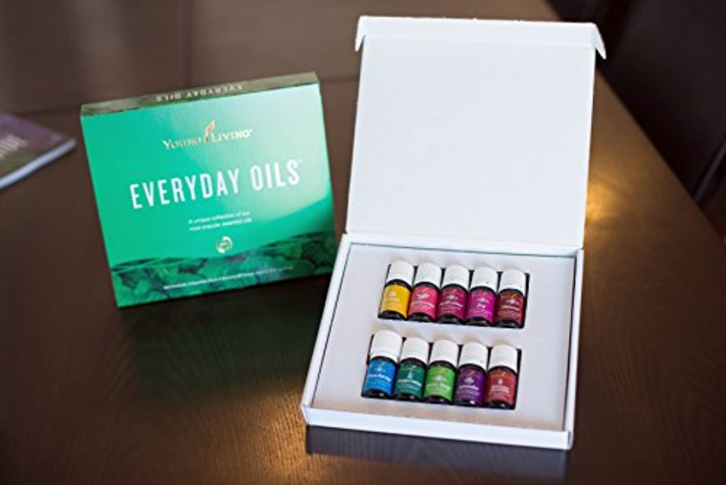 Young Living Everyday Oils Collection - 10 Oils/5ml gzyupyoakfi549