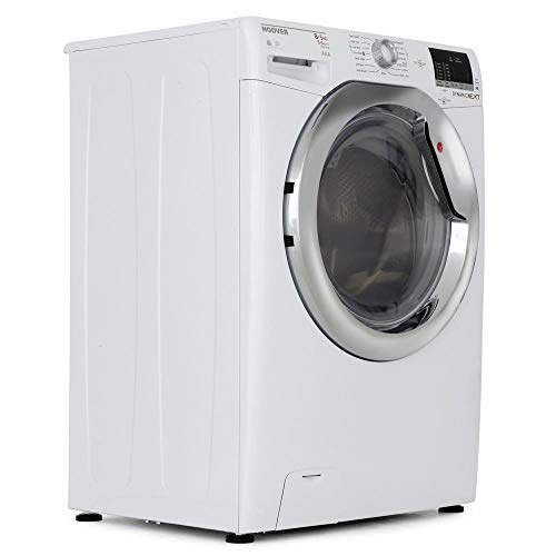 Hoover WDXOC685AC Dynamic Next 8kg 1600rpm Wash 5kg Dry Freestanding Washer Dryer With One Touch - White