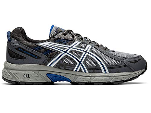 ASICS Men's Gel-Venture 6 Running Shoes, 10.5M, Metropolis/Glacier Grey