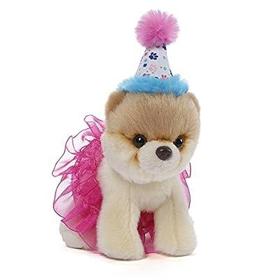 GUND Itty Bitty Boo #027 Birthday Tutu Dog Stuffed Animal