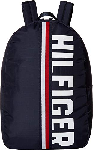 Tommy Hilfiger Knox Hilfiger Rip Stop Nylon Backpack Tommy Navy One Size
