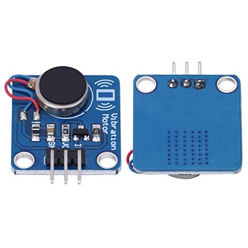 Motor de vibración, módulo de choque, motor de choque, 3 piezas para módulo Arduino, proyectos de bricolaje, máquina industrial