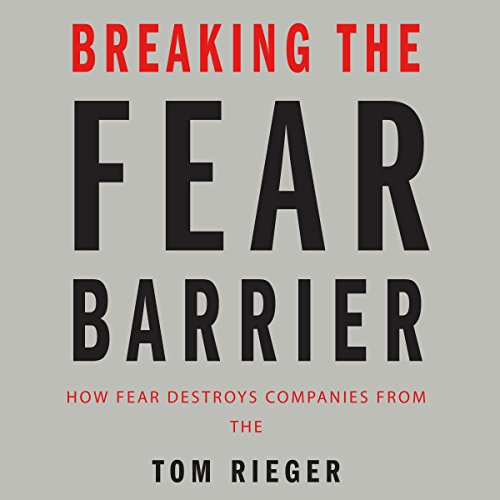 Breaking the Fear Barrier cover art
