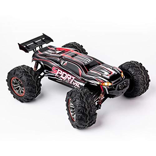 Huhu833 Ferngesteuertes Auto 1:10 Elektro RC Auto RTR RC Off-Road Buggy 60km/h High Speed 4WD 2,4 Ghz Wasserdicht Monstertruck Truggy, Bestes Geburtstags Geschenk (Schwarz)