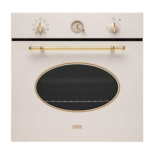 Franke PAL-116.0271.386 - Horno eléctrico empotrado (sistema de refrigeración de la carcasa, puerta triple, acristalado)