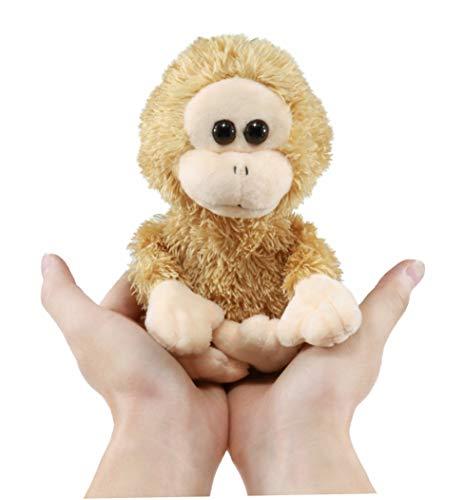 Ice King Bear Newborn Little Golden Monkey Stuffed Animal Plush Toy (Original)
