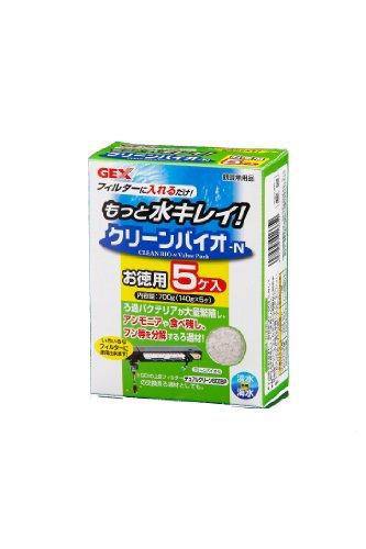 ジェックス クリーンバイオ-N お徳用(140g×5個)