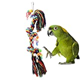 Weiyiroty Toys Parakeets Toys Chewing Toys Stress Relieving Educational Toys Chewing Toys