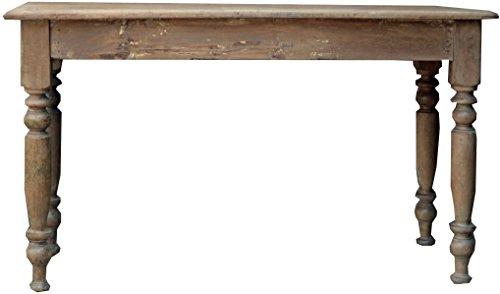 Guru-Shop Dressoir, Highboard in Antieke Look met Veel Details - Model 15, Bruin, 75x128x60 cm, Ladekasten Dressoirs