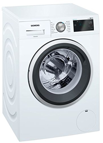 Siemens iQ500 WM14T6G1 Independiente Carga frontal 8kg 1400RPM A+++ Blanco - Lavadora (Independiente, Carga frontal, Blanco, Giratorio, Tocar, Izquierda, LED)