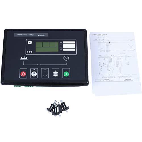 Nrpfell DSE5110 Generador Controlador Arranque AutomáTico