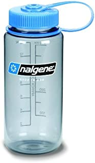 NALGENE Silo Water Bottle Grey Black by Nalgene