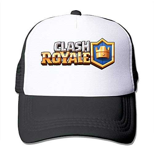 LUPNZ AKANT Clash Of Clans Clash Royale Adjustable Mesh Trunk Hat For Unisex...