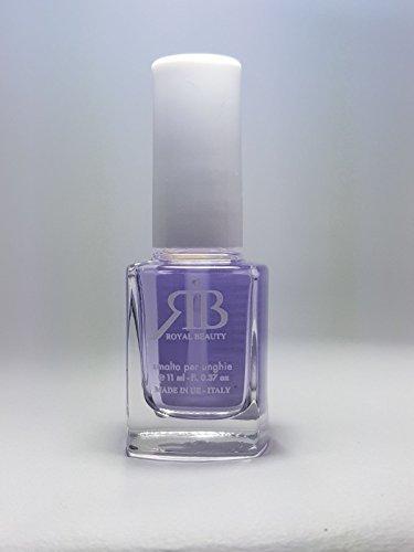 ROYAL BEAUTY Vernis à ongles n° 31 couleur violet (durcisseur) 11 ml fabriqué en Italie.
