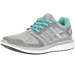 Women Adidas CP9781 Energy Cloud V Running shoes grey green Sneakers
