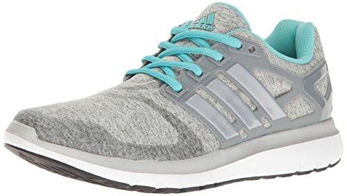 Adidas Energy Cloud V, Zapatillas de Deporte para Mujer, Gris (Raw Grey/Clear Orange/Tech Ink 0), 38 2/3 EU
