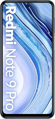 Smartphone Xiaomi Redmi Note 9 Pro 128GB, Tela de 6.67, 6GB de RAM, Câmera Traseira Quádrupal, Android 10 e Processador Qualcomm Octa-Core Cinza