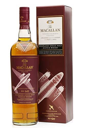 Macallan Whisky Maker's Edition mit Geschenkverpackung  Whisky (1 x 0.7 l)