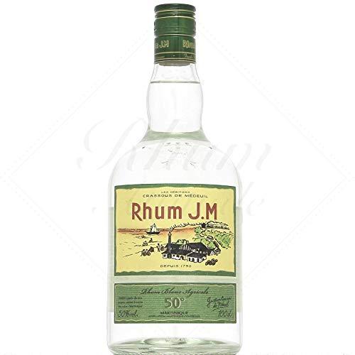 Rhum JM Blanc 1L 50°