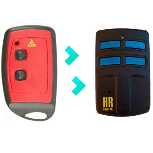 Mando de Garaje Universal HR MULTI 2 compatible JCM NEO10 EMF y JCM NEO20 EMF