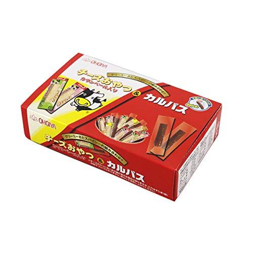 チーズおやつ&カルパス 12箱入り